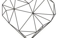 Eskiz_tatu_serdce_geometriya