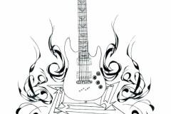 Eskizy_tatu_gitara-11