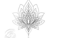 Eskizy-tatu-lotosa-99