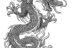 Eskiz-tatu-kitajskij-drakon