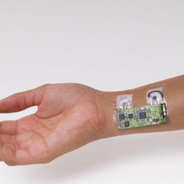 Электронные татуировки - подробная информация