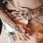 Существуют ли временные татуировки?