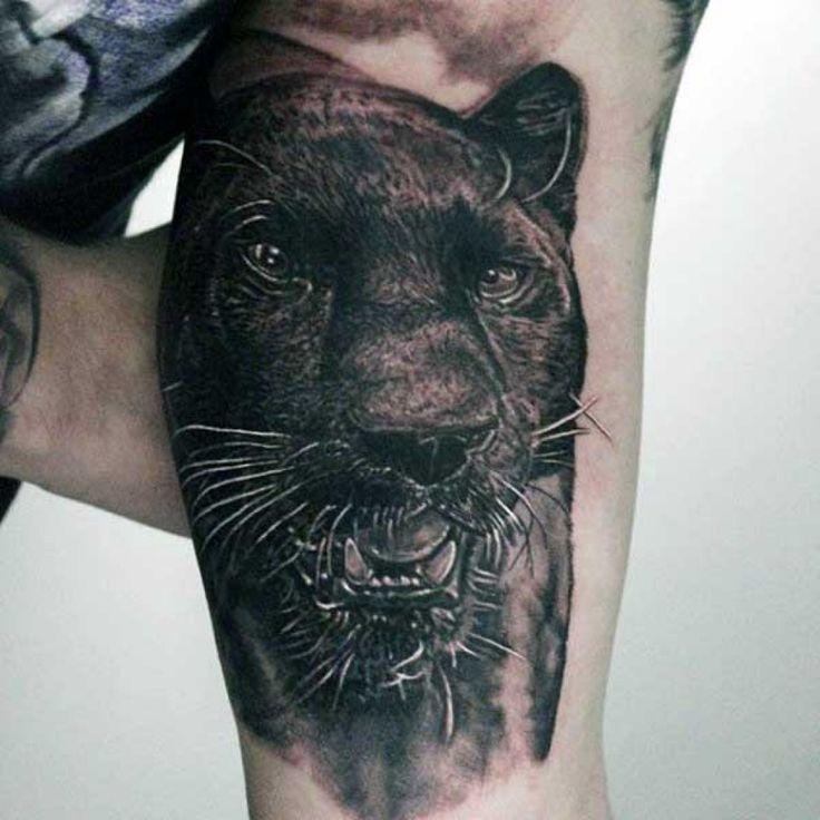 Значение тату пантера0