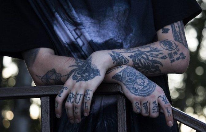 Функции татуировки. Зачем мы делаем тату?4