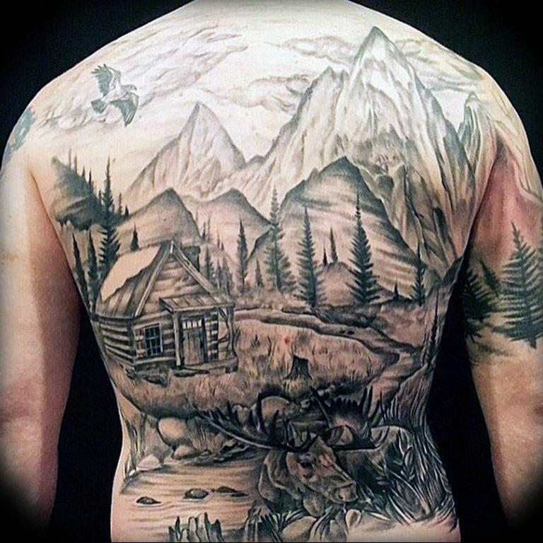 Значение тату горы3