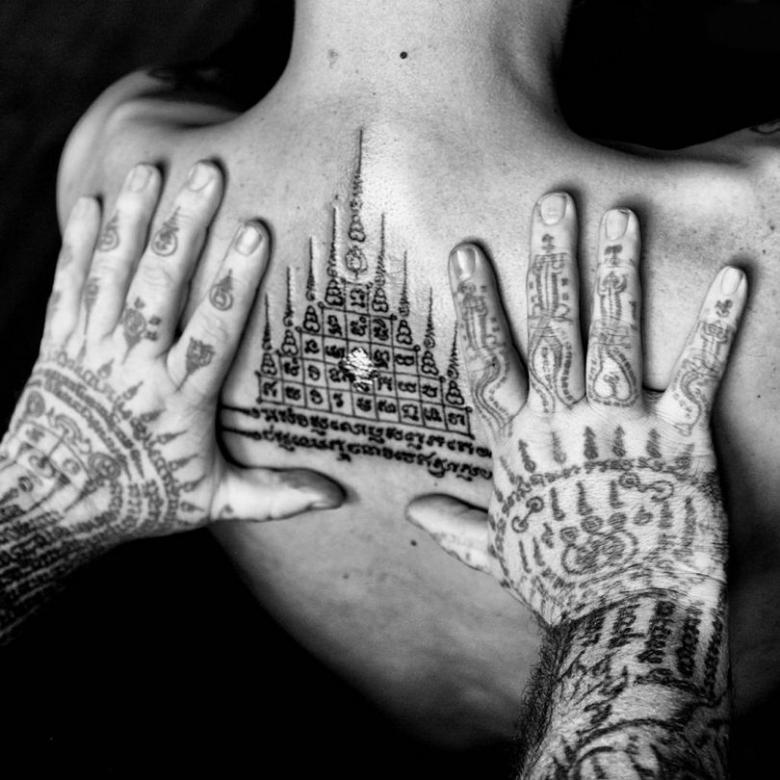 Функции татуировки. Зачем мы делаем тату?1